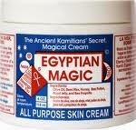 EGYPTIAN MAGIC, LA CREMA MAGICA MILLEUSI  EGYPTIAN MAGIC, LA CREMA MAGICA MILLEUSI