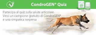 CondroGEN prevenzione contro la displasia delle ossa del cane