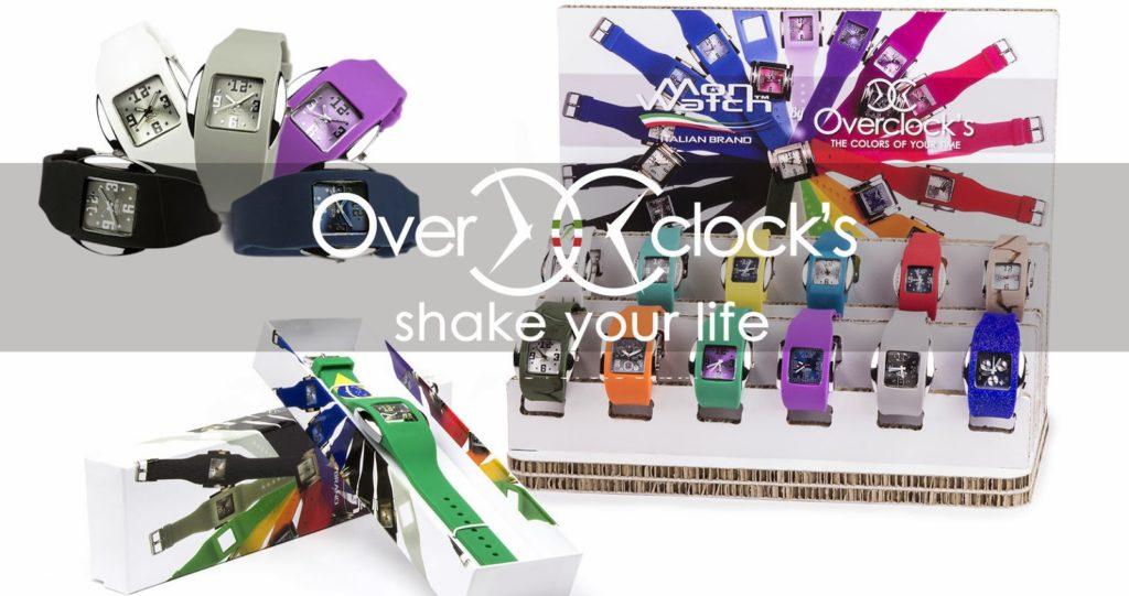 OVERCLOCK'S gioielli di orologi :-)
