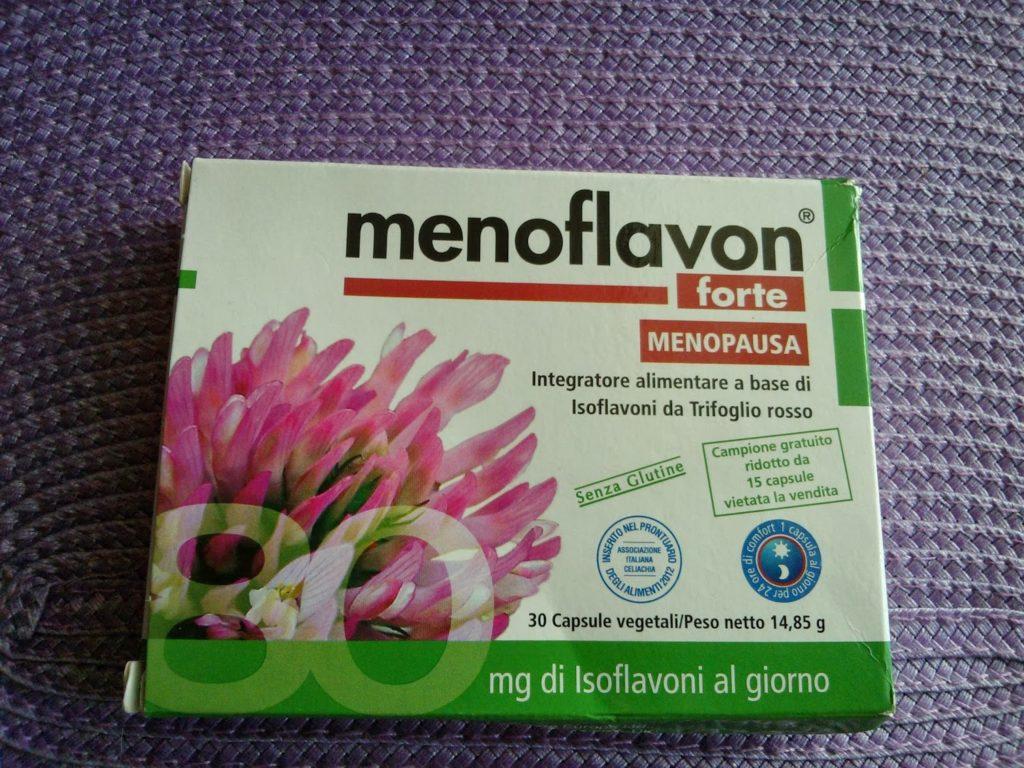 MENOFLAVON (AntiAging CLUB) quando sintomi di menopausa non danno tregua  MENOFLAVON (AntiAging CLUB) quando sintomi di menopausa non danno tregua