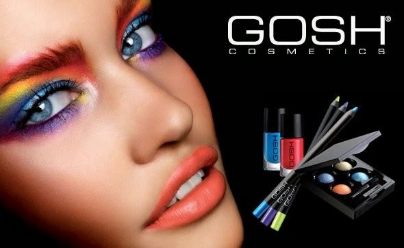 GOSH COSMETICS colore, qualita e sicurezza