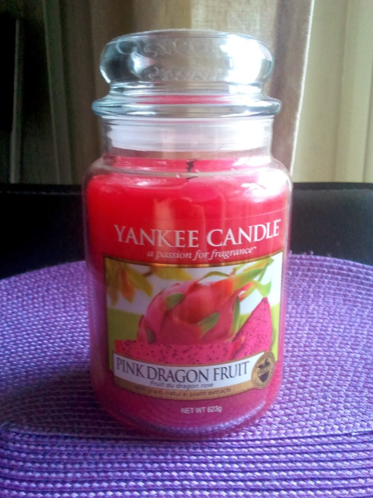 Yankee Candle i miei nuovi acquisti