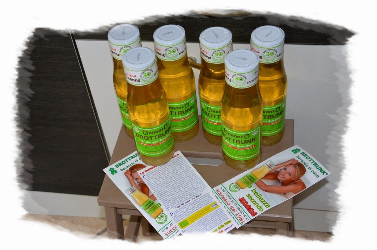 Bevanda di Pane, BROTTRUNK, la storica bevanda naturale ideale per depurare e rafforzare l'organismo