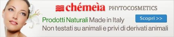 CHEMEIA la forza della natura per la tua pelle, fitocosmesi  CHEMEIA la forza della natura per la tua pelle, fitocosmesi