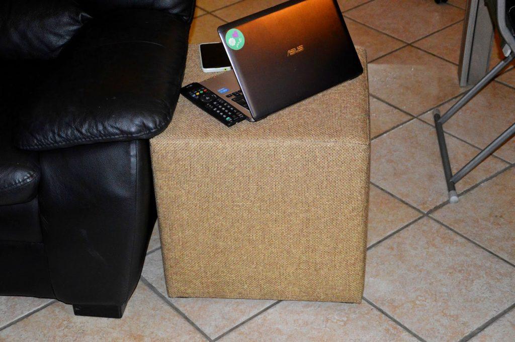 Home/Design: ARKETICOM un pouf - mille soluzioni