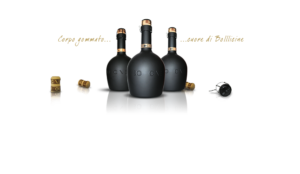 CHARLING spumante brut - Design Award Winner 2014 BOLLLICINE