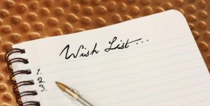 NEW YEAR 2015 WISHLIST - lista desideri per anno nuovo 2015