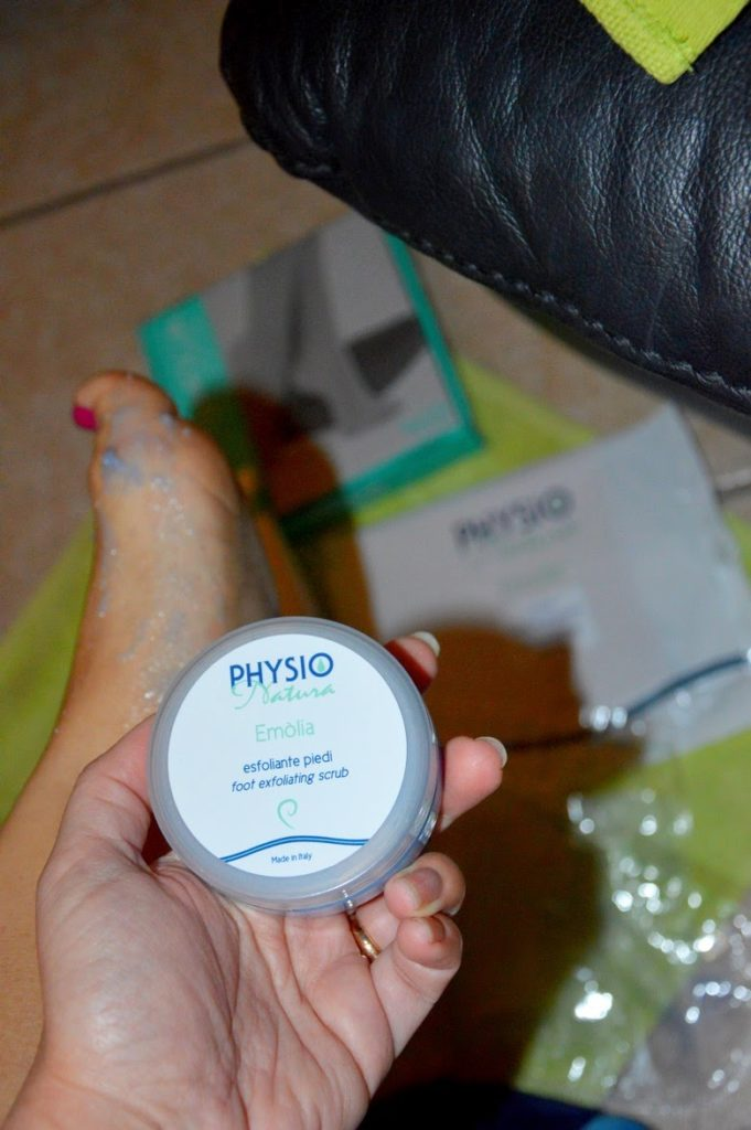 Beauty time: Piedi stanchi? ho un rimedio ideale PHYSIO NATURA EMOLIA