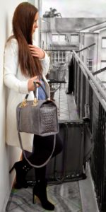 Le borse IRADYS fanno le donne felici