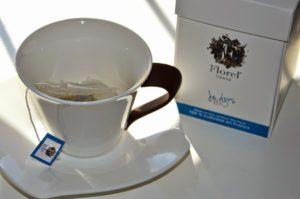 Una pausa con le tisane certificate bio FLOREL dalla Francia