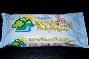 100% Natural Baby Wipes - Le salviettine senza parabeni da I PICCOLISSIMI