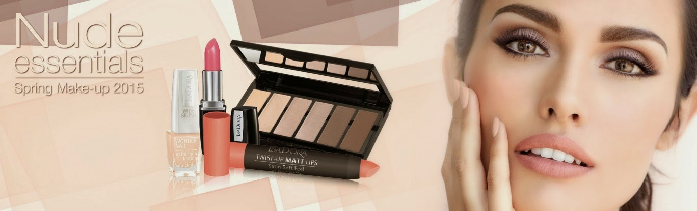 Beauty time: Twist-iamo il nostro make-up con la nuova collezione Nude Essentials di ISADORA