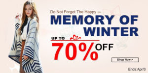 Super promo - Memory of winter with Sheinside PROMO fashion -70% wow