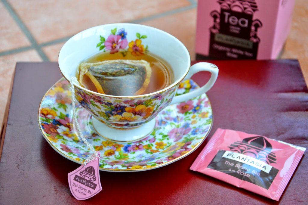 Ora del tè bio con PLANTASIA - ORGANIC TEA TIME WITH PLANTASIA