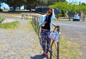 I LOVE COLORS OOTD - Tuesday outfit with VENDULA LONDON