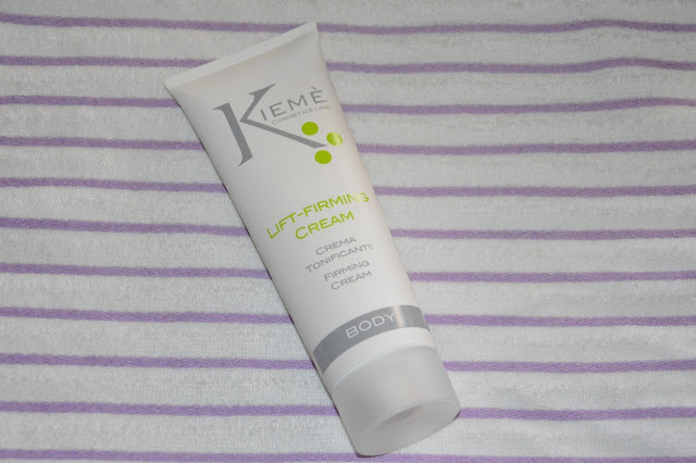Beauty time: KIEME Lift-Firming Cream per tonificare il nostro corpo