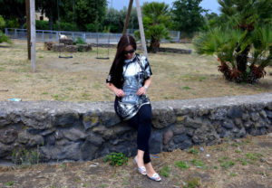 Metal Black Outfit with Ziza Style Habits