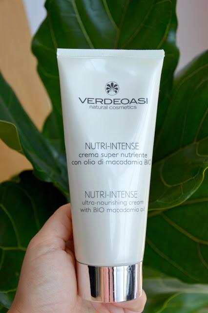 Beauty time: Nutrire, nutrire, nutrire…crema corpo Nutri-Intense VerdeOasi