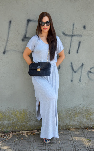 Long, grey-melange dress outfit  Long, grey-melange dress outfit  Long, grey-melange dress outfit  Long, grey-melange dress outfit  Long, grey-melange dress outfit  Long, grey-melange dress outfit  Long, grey-melange dress outfit
