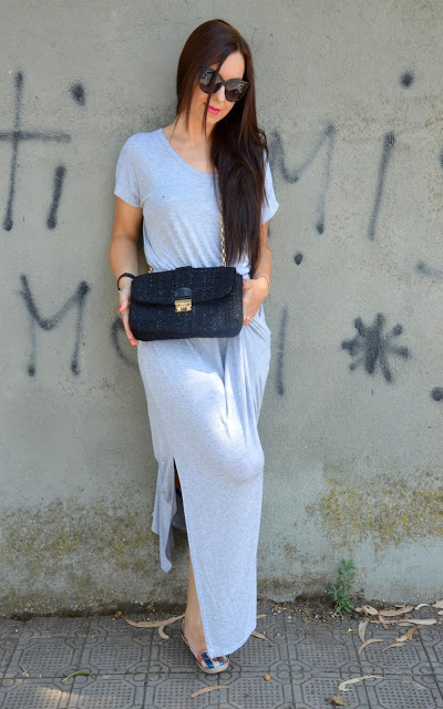 Long, grey-melange dress outfit  Long, grey-melange dress outfit  Long, grey-melange dress outfit  Long, grey-melange dress outfit  Long, grey-melange dress outfit  Long, grey-melange dress outfit  Long, grey-melange dress outfit  Long, grey-melange dress outfit