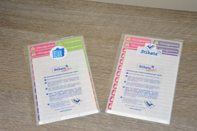 Personalizza abbigliamento ed accessori con gli adesivi STIKETS  Personalizza abbigliamento ed accessori con gli adesivi STIKETS