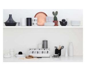Home/Design: BRABANTIA - portapane di design - Design breadbin - Pauline black