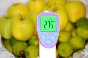 Technology Corner: AVANTEK - termometro ad infrarossi