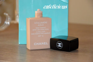 Beauty time: CHANEL Vitalumiere Aqua seconda pelle