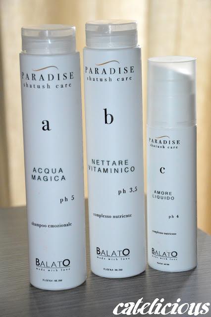Beauty time: Balato - il paradiso per i nostri capelli