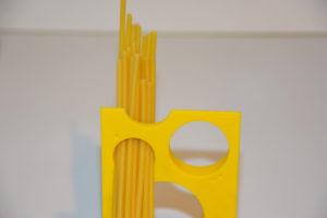 Home/Design: Dosa Spaghetti futuristico