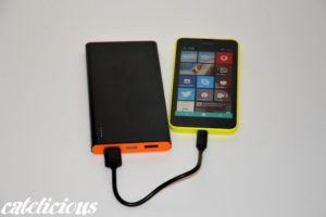 Technology corner: Batteria esterna EasyAcc e mai piu telefono spento all'improvviso