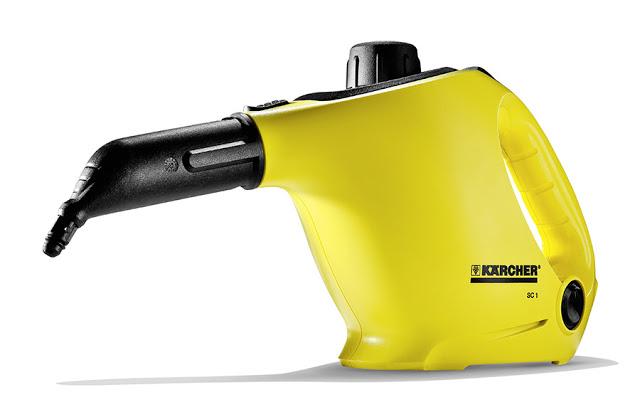 Nuovo kit Kaercher SC1 - la pulizia straordinaria con rispetto dell'ambiente garantita  Nuovo kit Kaercher SC1 - la pulizia straordinaria con rispetto dell'ambiente garantita