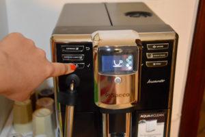 Tecnology corner: Philips Saeco HD8911/02 Macchina Espresso automatica Incanto Classic Pannarello