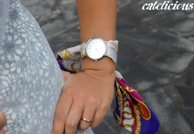 Torr Como foulard watch by Free Your Time  Torr Como foulard watch by Free Your Time  Torr Como foulard watch by Free Your Time