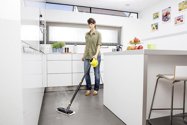 Nuovo kit Kaercher SC1 - la pulizia straordinaria con rispetto dell'ambiente garantita