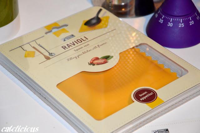 Ravioli Spoon Rest by Monkey Business