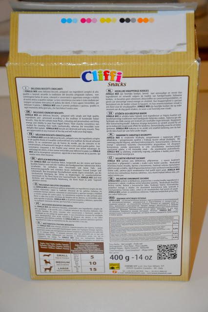 CLIFFI per i nostri amici a 4 zampe  CLIFFI per i nostri amici a 4 zampe  CLIFFI per i nostri amici a 4 zampe  CLIFFI per i nostri amici a 4 zampe  CLIFFI per i nostri amici a 4 zampe