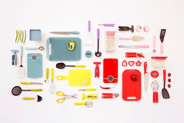 Home/Design: Porta l'arcobaleno nella tua cucina con la nuova collezione Tasty Colours di Brabantia