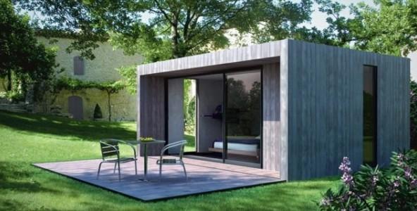 Casette in legno di design  Casette in legno di design  Casette in legno di design