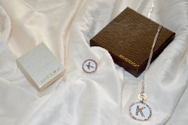 DVCCIO gioielli - collezione My Letters