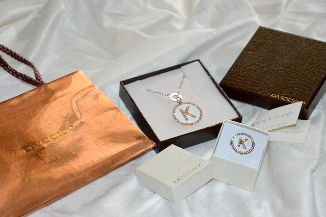 DVCCIO gioielli - collezione My Letters  DVCCIO gioielli - collezione My Letters