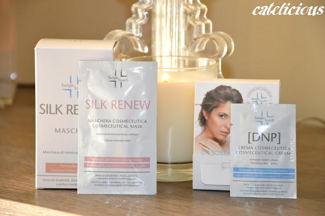 Beauty time: SILK RENEW cosmeceutica di alto livello Surgictouch