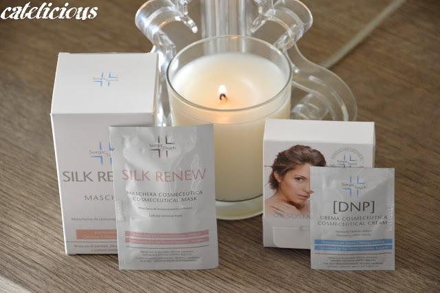 Beauty time: SILK RENEW cosmeceutica di alto livello Surgictouch  Beauty time: SILK RENEW cosmeceutica di alto livello Surgictouch