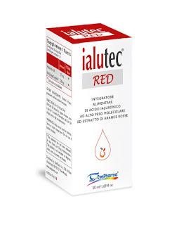 Combatti l'invecchiamento cutaneo con Ialutec Red di EyePharma  Combatti l'invecchiamento cutaneo con Ialutec Red di EyePharma