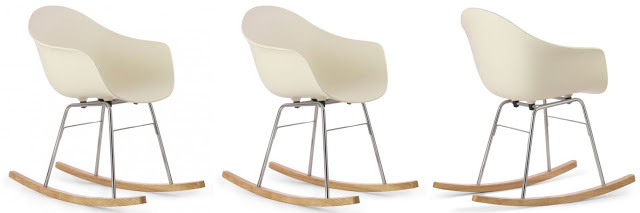 Interior: Sedie a dondolo su Chair Furniture