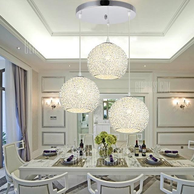 Interior: Lampadari Gearbest  Interior: Lampadari Gearbest