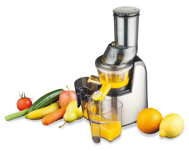 Sane e fit con i succhi di frutta fatti a casa