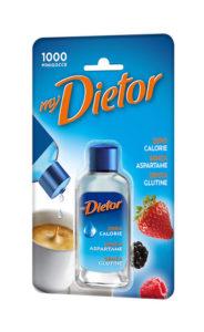 Lifestyle: la linea ideale con Dietor Blu