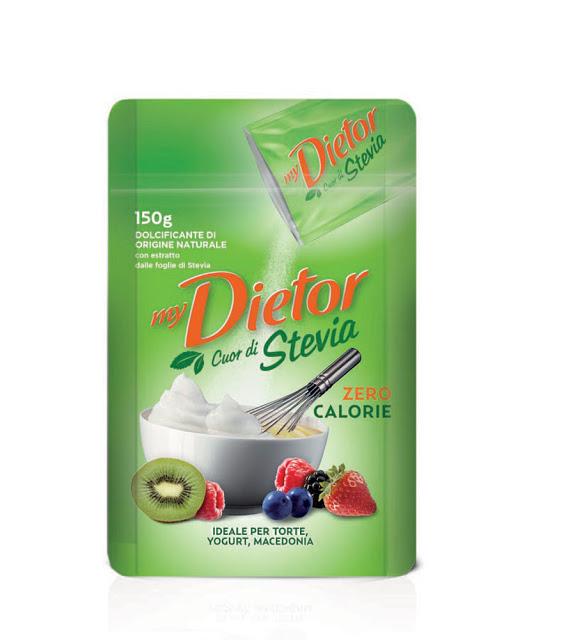 myDietor: zero calorie, senza aspartame e gusto eccellente