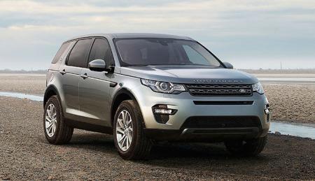 Nuova Land Rover discovery - la nostra storia è scritta nel DNA